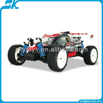 !2012 hot!!! 1 16 Gas Cars For Kids Gasoline car 1:16 nitro rc car with ICTI WCA FCCA Factory audit