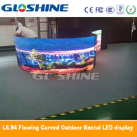 led display audio video/china xxx stage background led video wall display