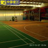 100% PVC Material vinyl plank wood basketball floor
