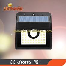 High Quality 30 LED Solar Motion Sensor Light Security Lighting