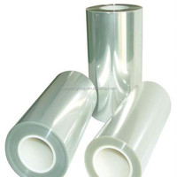 PET Transparent Protective Film with silicone adhesive