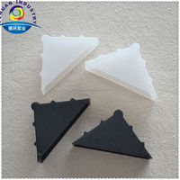Wholesale corners plastic protection wall/Corner Guards