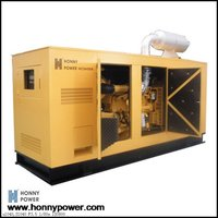 50kVA Home Use Silent Type Diesel Generator (Famous engine)