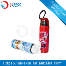 Any color available aluminum insulated water bottle sports bottle