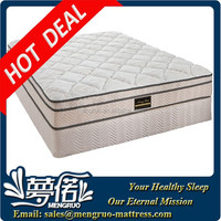 bamboo plus soft innerspring mattress in China