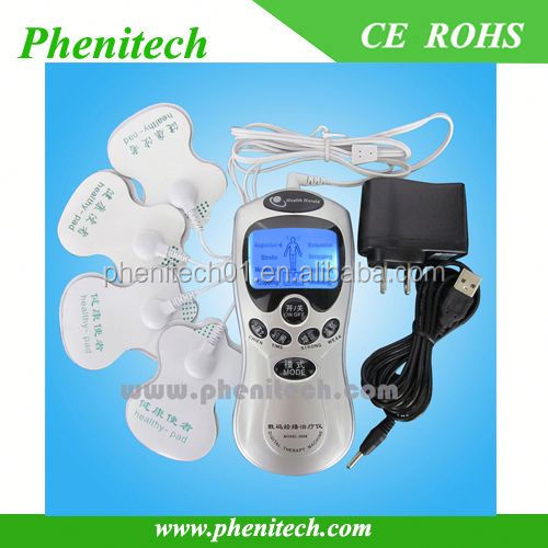 Wholesale new portable electric digital therapy machine