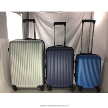 Hot selling Customized abs/pc travel luggage bag it luggage cabin size printed hard shell luggage factory price