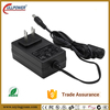ac/dc power adapter 12v 2a power supply with UL/Cul/CE/GS/BS/SAA/C-Tick/PSE/KC/