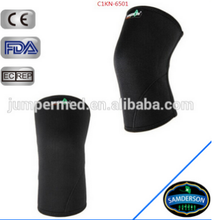 Compression neoprene knee sleeve/knee brace women and men, knee braces manufacturers in china