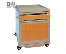 Hot! Used Medical Furniture ABS Hospital Bedside Cabinet