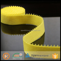 Famous brand popular lithe underwear accessories woven jacquard tape with logo in low price