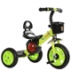Custom baby trike three wheels tricycle for kids with lightand music