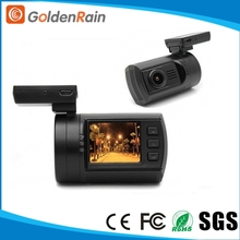All in One Upgrade Mini 0806 Full HD 1296P Discrete Dash Car Camera Cam DVR /GPS