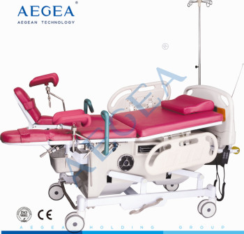 AG-C500 Hospital female women birthing obstetric electric delivery bed