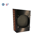 air cooled radiatorChina Industrial Top Design Aluminum Fin Copper Tube Air cooled radiator