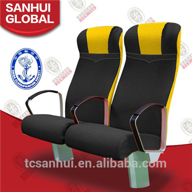 Multifunctional racing boat seats