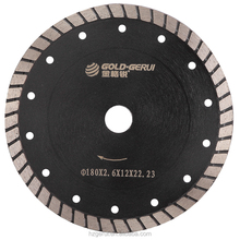 4''-9'' Concrete & Stone Flange Type Diamond Saw Blade Cutting