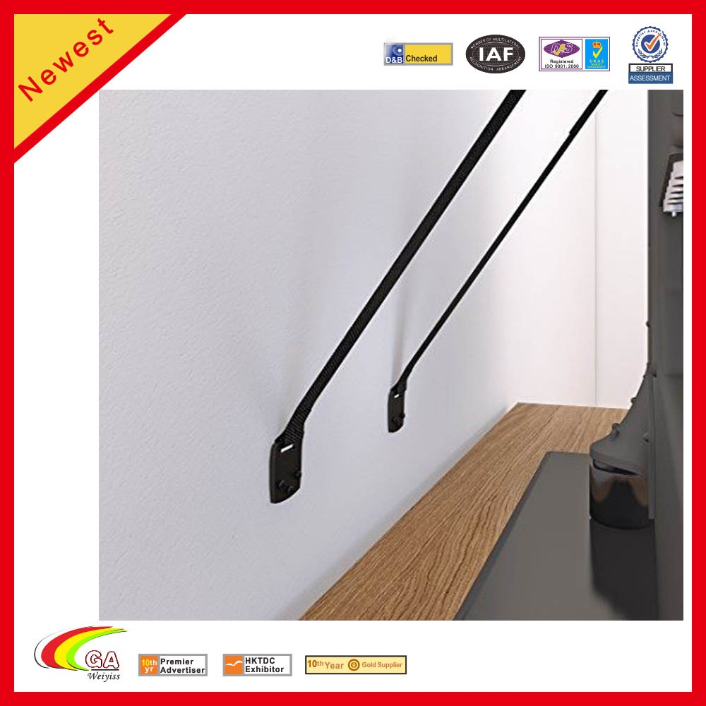 Newest Best Flat Furniture TV Straps Wholesaler TV Safe Adjustable