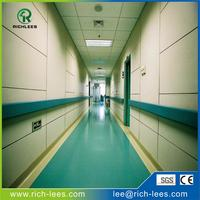 Richlees Fireproof Hospital Hpl Compact Laminate Phenolic Resin Wall Panel