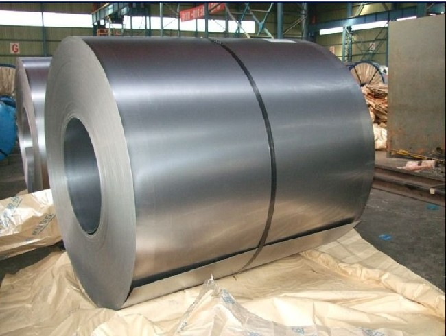 steel sheet and coil polishing