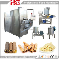 HG automatic wafer roll maker machine made in China