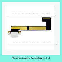 Black Replacemant USB Dock Flex Cable Connector Repair For iPad Mini 2 Retina,paypal is accepted