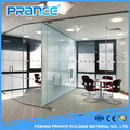 The technology of modern fashion design quality of frameless glass curtain wall