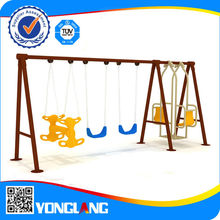 Outdoor kids swing
