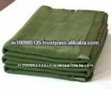 Military ARMY WOOL Blanket BLANKET