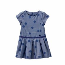 ODM & OEM summer dress for girls of 11 years old