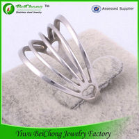 2014 new 316 stainless steel ring,silicone penis ring