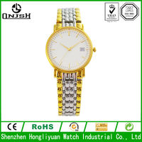 2013 new custom made men stainless steel watch men high quality watch manufacturer direct sell
