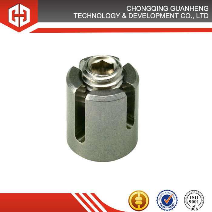 Wire Cross Clamp (Net Clip) - 90 Degree, Stainless Steel