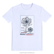 Wholesale Brand New Model Fancy Screen Printed Men's T-Shirt