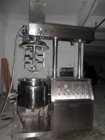 vacuum mixer for daily Chemical Products