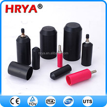 epdm cold shrink end cap ec-2 heat shrink end caps/ spiral adhesive cable jointing