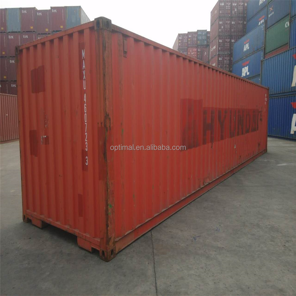 40ft transport shipping container