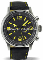 oversized chronograph watch trendy watches for men