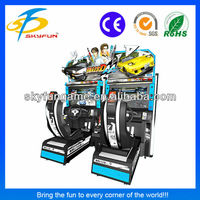 32 inch Initial D Arcade Stage 6 children hot sale play game car racing