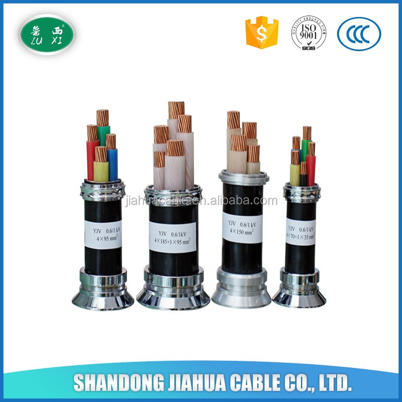 Low Voltage SWA Power Cable