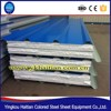 Cheapest made in china corrosion resistant,roof insulated eps sandwich roof panel