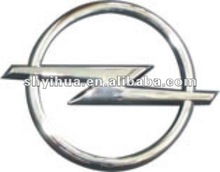 Custom chrome car badge emblems sticker