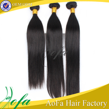 Alibaba Best Selling Grade 7A Long Natural Straight 100% Virgin Indian Human Hair For Sex Woman