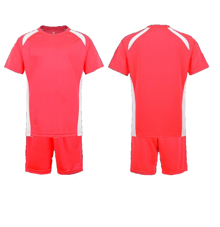 wholesale custom team club pink football jersey
