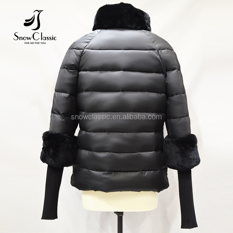2017 women winter long bomber jacket / ladies long hoodies parka with fur