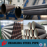carton steel tube ! steel pipe / steel tube astm a53 grade a cs saw tube api 5l gr. x65 psl1