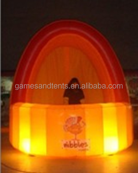 Lighting inflatable tent F4033