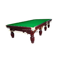 International standard 12ft usa snooker table TS-232