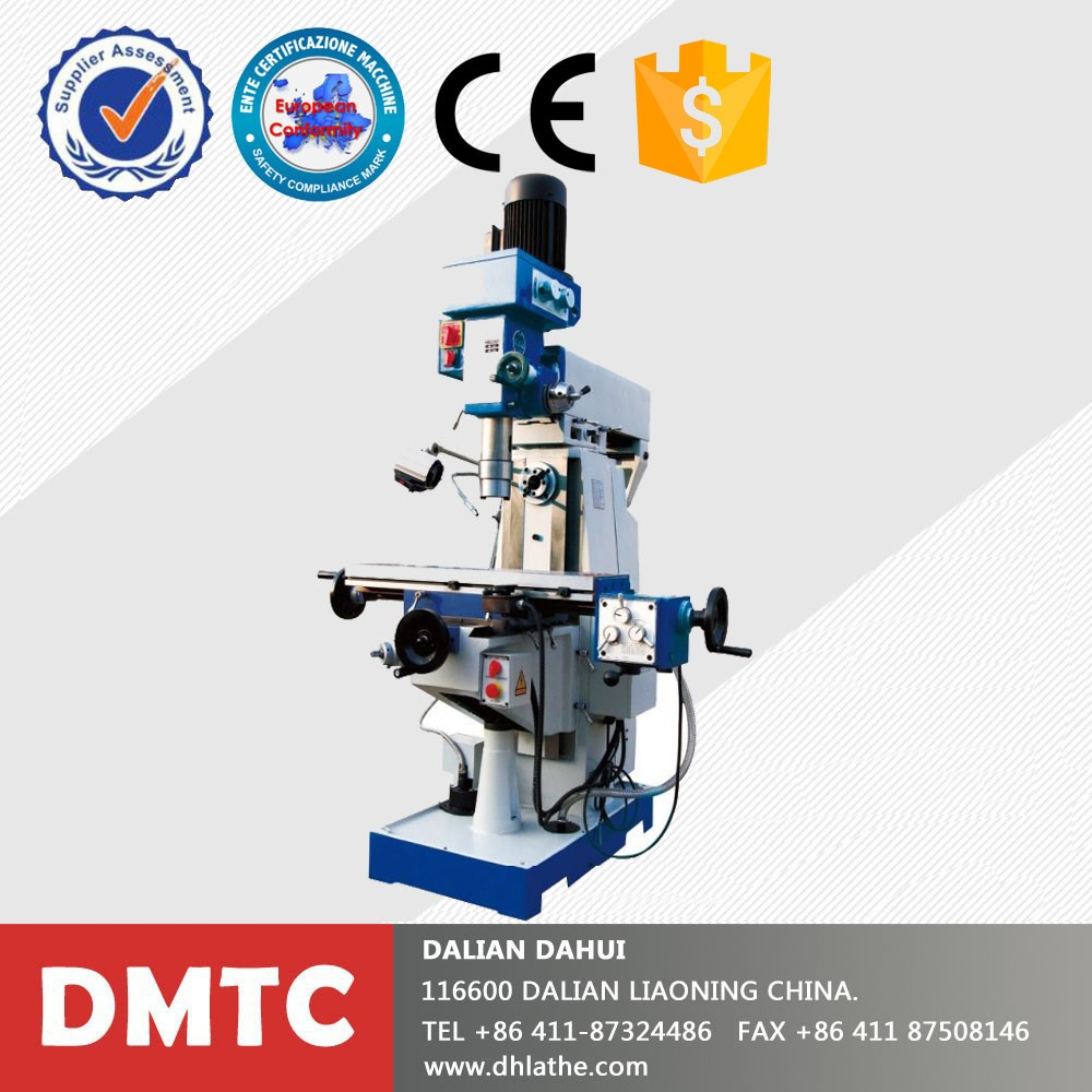 XZ7550CW Horizontal And Vertical Drilling And Milling Machine With Travel Of Movable Arm 300MM