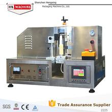 Manually PLC control Ultrasonic Plastic Tube Sealer Machine Sealing With Cutting